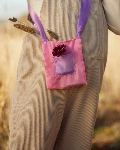 Treasure Pouch in Blossom