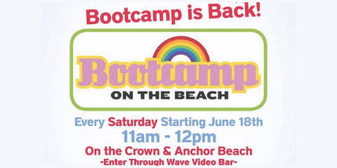Beach Boot Camp Provincetown