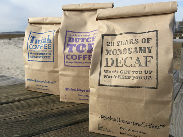 20 Years of Monogamy Decaf Coffee