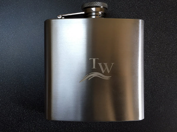 Tennessee Williams Flask