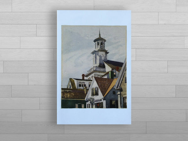 Edward Hopper Library Postcards (10-Pack)