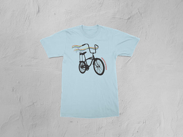 Provincetown Pride Bike Short-Sleeved T-Shirt