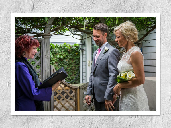 Provincetown Wedding Ceremony