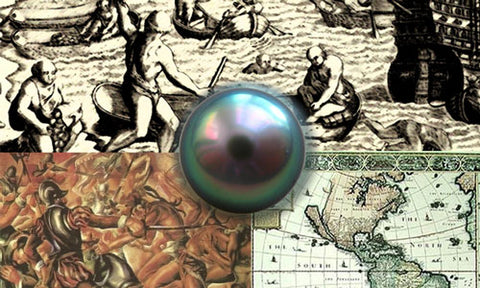 American Pearl History and Discovery