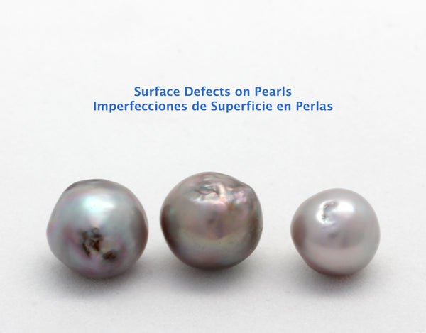 Pearl Imperfections