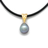 Classic 18K Gold Pendant with Cortez Pearl from 2020 HARVEST by Kathe Mai