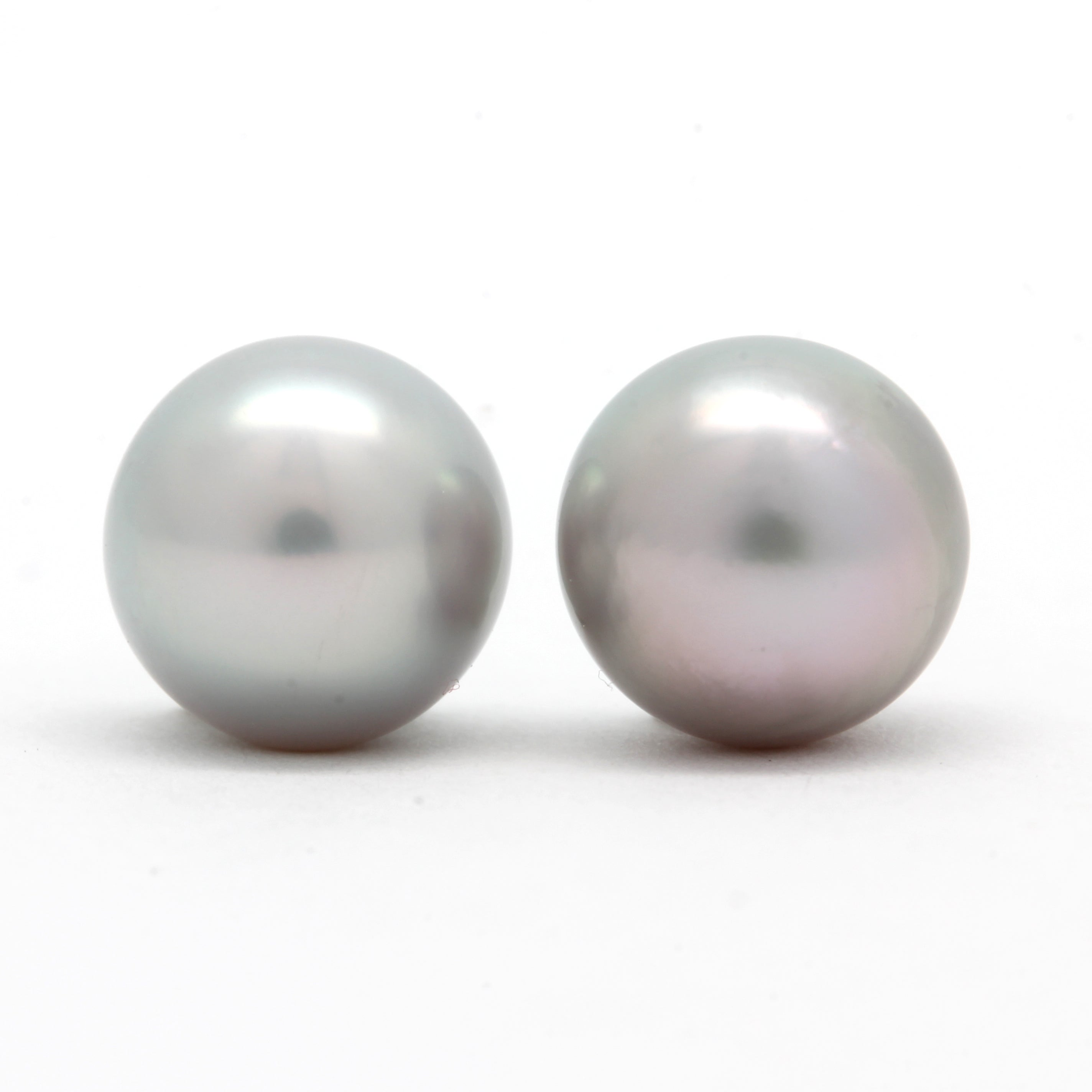 Pair of 8.5 mm Cortez Pearls