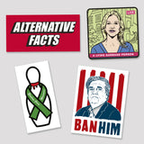 Alternative Facts Sticker Pack