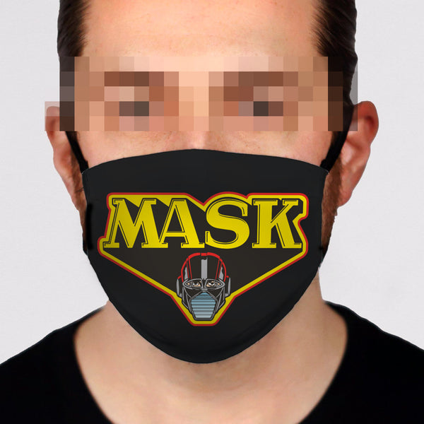 The Mask Cartoon Mask