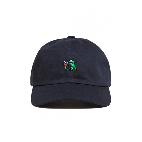 None Of My Business Dad Hat - Navy
