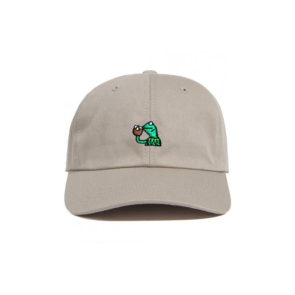 None Of My Business Dad Hat - Khaki