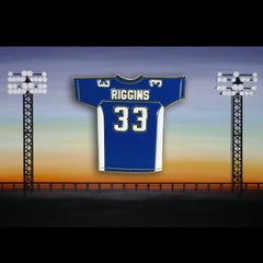 Riggins (Fictitious Jersey Collection)