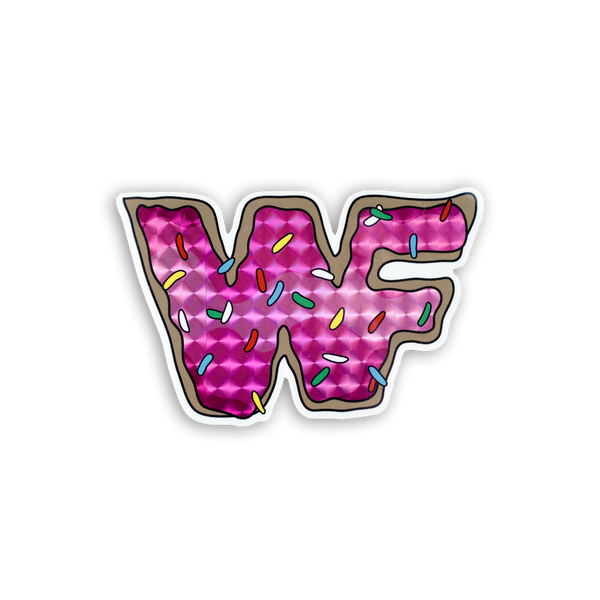 WF x Thumbs sticker