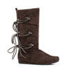 "0"" Heel Children's Microfiber Boot"