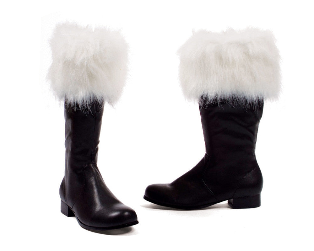 "1"" Heel Boot with Fur. (Mens Sizes)"
