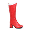 "3"" Knee High Boot With Zipper. Womens"