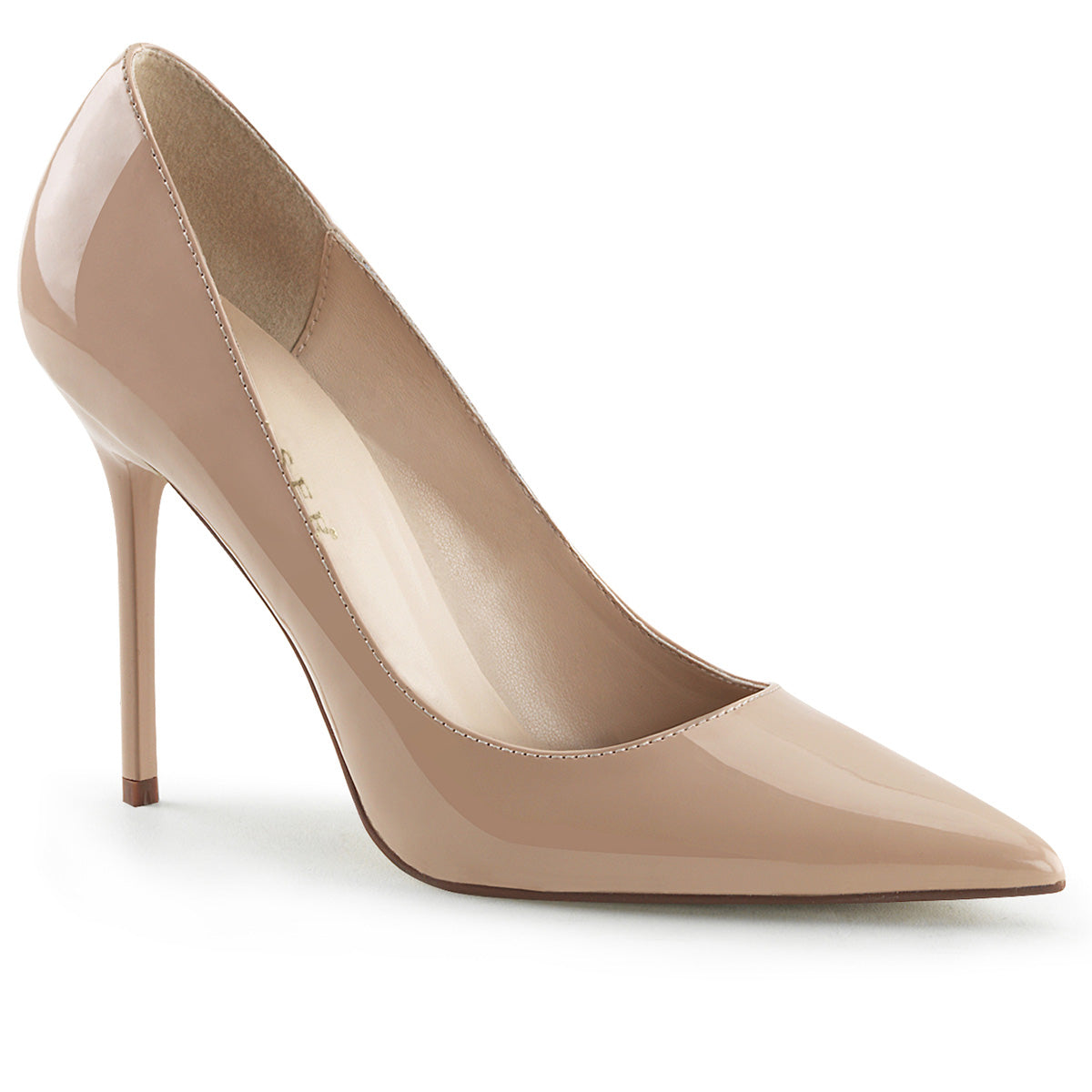 "4"" Pointed-Toe Pump"