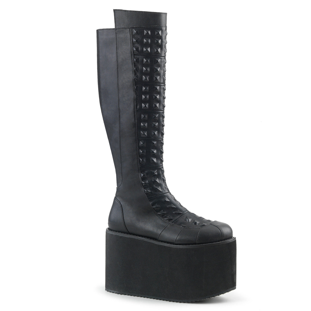 "4 3/4"" PF Knee High Boot, Side Zip"