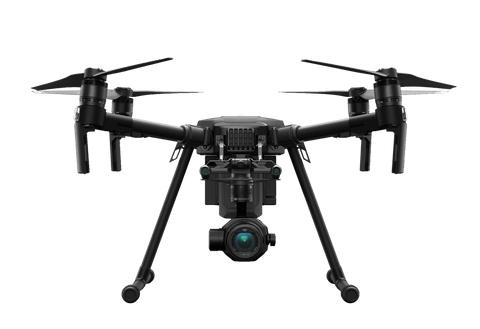 DJI MATRICE 200 V2 COMBO with Basic Enterprise Shield