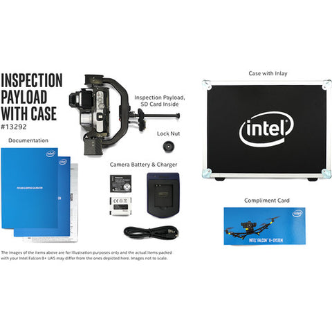 Intel® Falcon™ 8+ Drone Inspection Payload