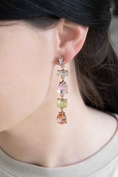 CLASS BEAUTY PINK LEMONADE EARRINGS