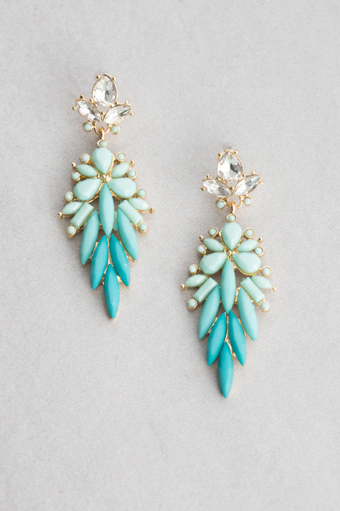 JUST LIKE A BREEZE DROP EARRINGS
