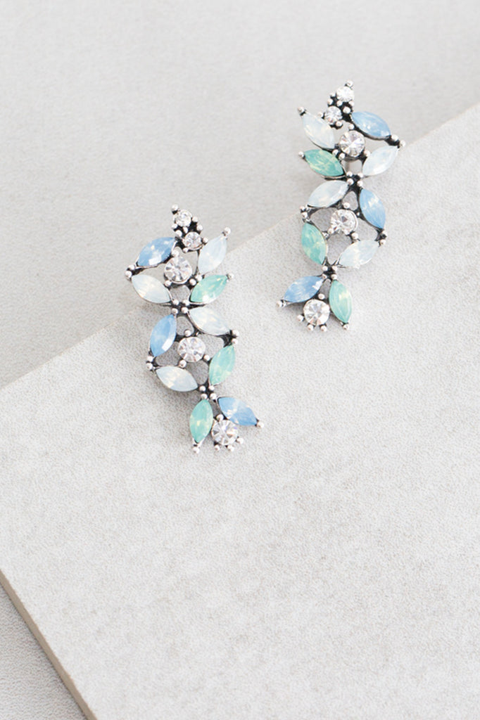 ELEGANT NIGHT PASTEL EARRINGS