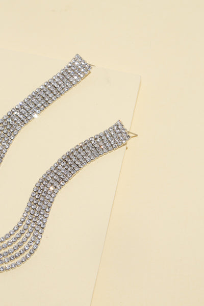 GALA GLAMOUROS DROP EARRINGS