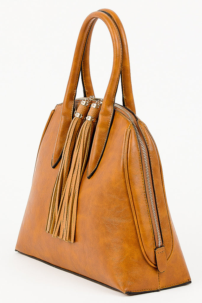 Brown Harmony Handbag XII
