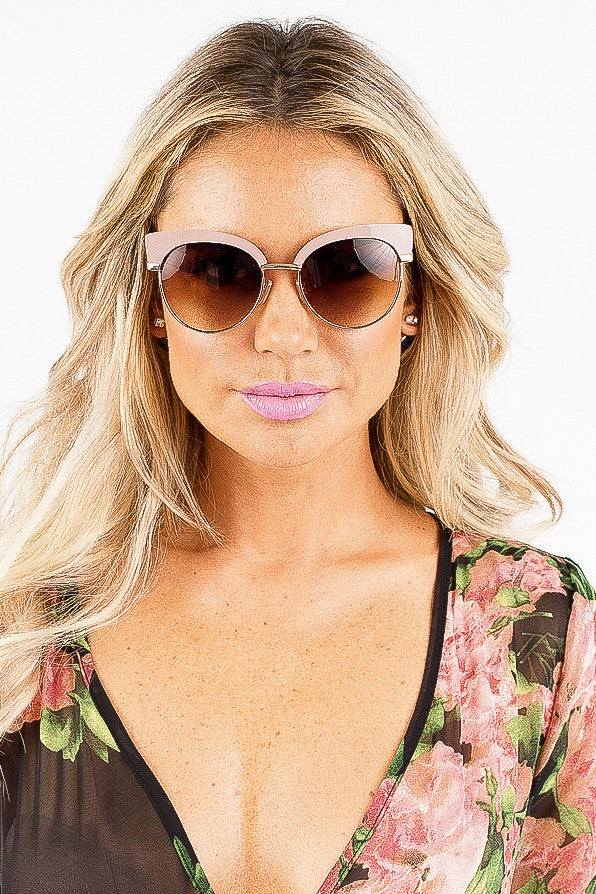 Seaside Sunglasses in Lilac
