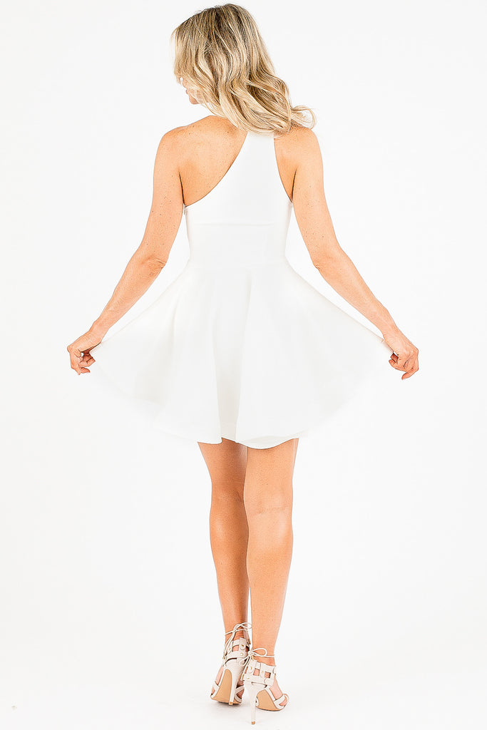 White Amaya Dress Me Up