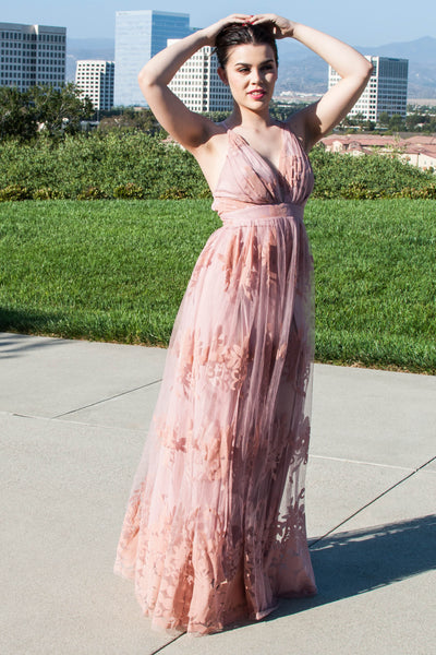 PRE-ORDER: MYTHICAL KIND OF LOVE BLUSH MAXI