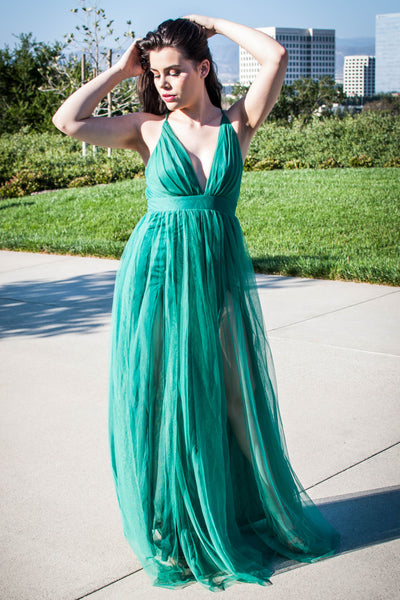PRE-ORDER: MYTHICAL KIND OF LOVE GREEN MAXI