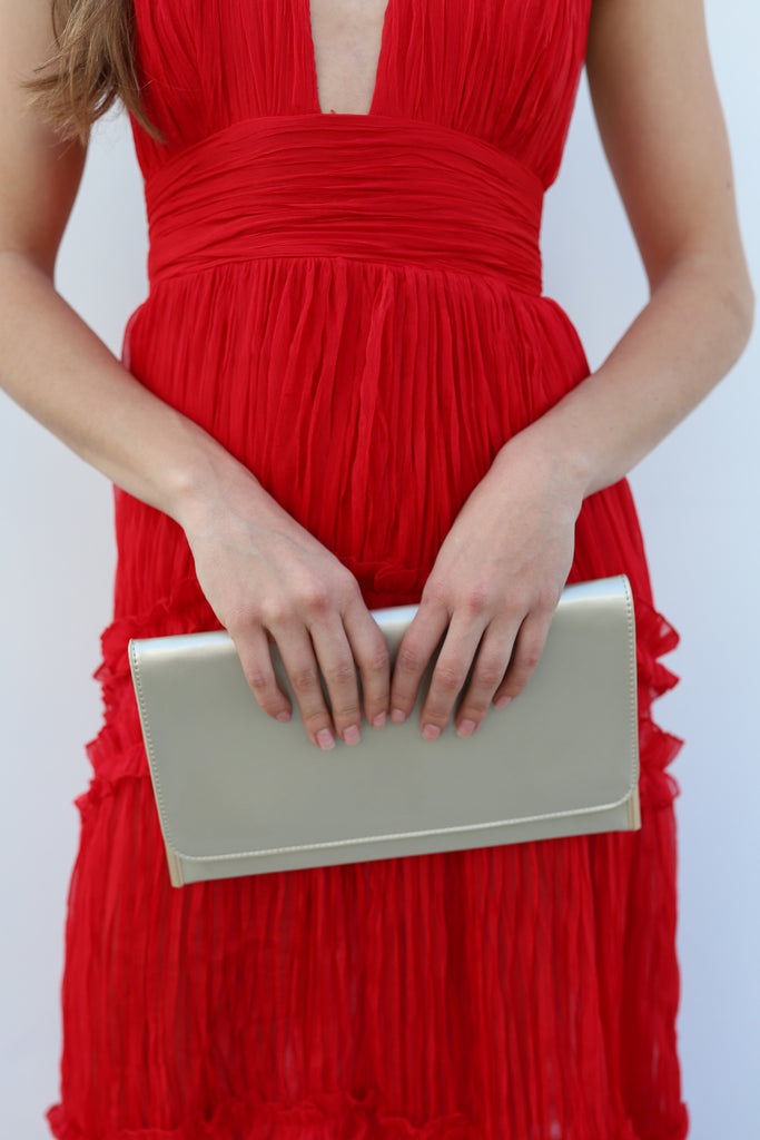 MATCH ME LUXE CLUTCH