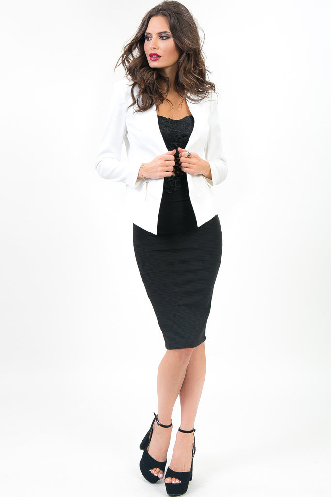 White Bailey Blazer