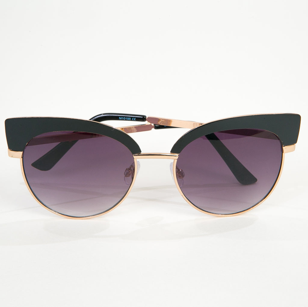 Seaside Sunglasses in Black