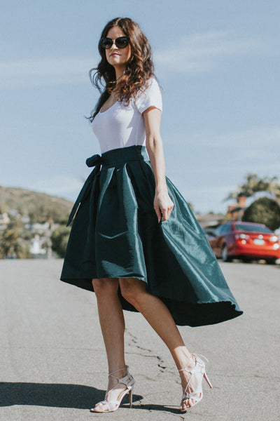 LOVES DREAM EMERALD SKIRT
