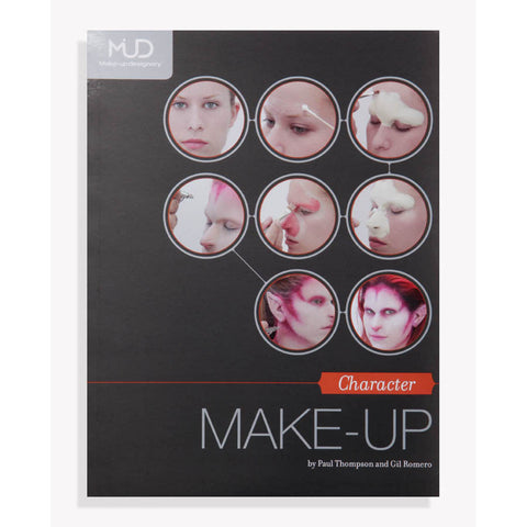 Character Make-up Textbook