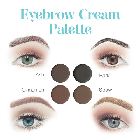 Eyebrow Cream Palette