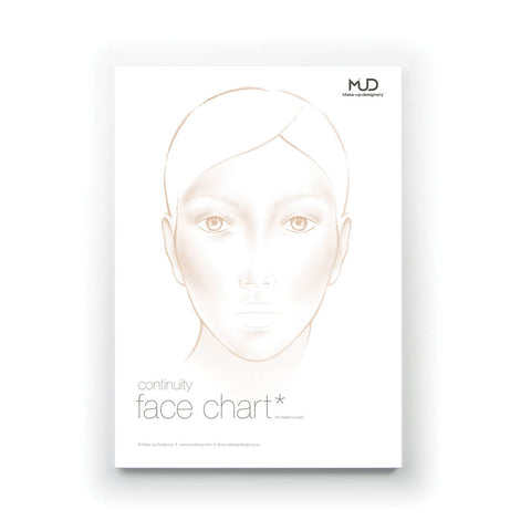 Continuity Face Chart - Large