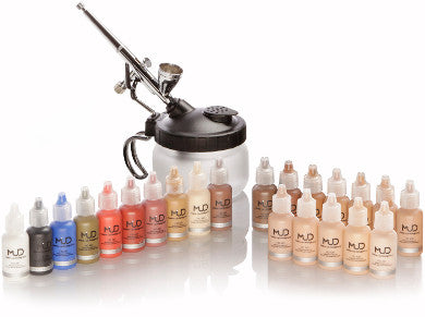 MUD HD Air Liquid Make-up PRO Kit