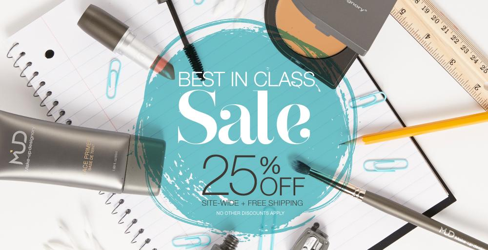 Save 25% on all Brushes!