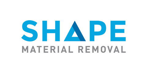 Shape Material Removal