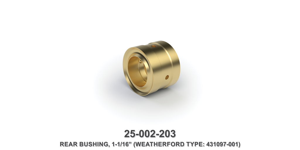 "1-1/16"" Rear Bushing - Weatherford Type"