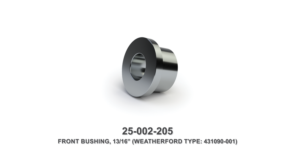 "13/16"" Front Bushing - Weatherford Type"