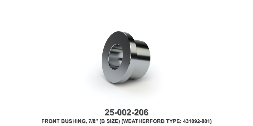 "7/8"" Front Bushing - Weatherford Type"