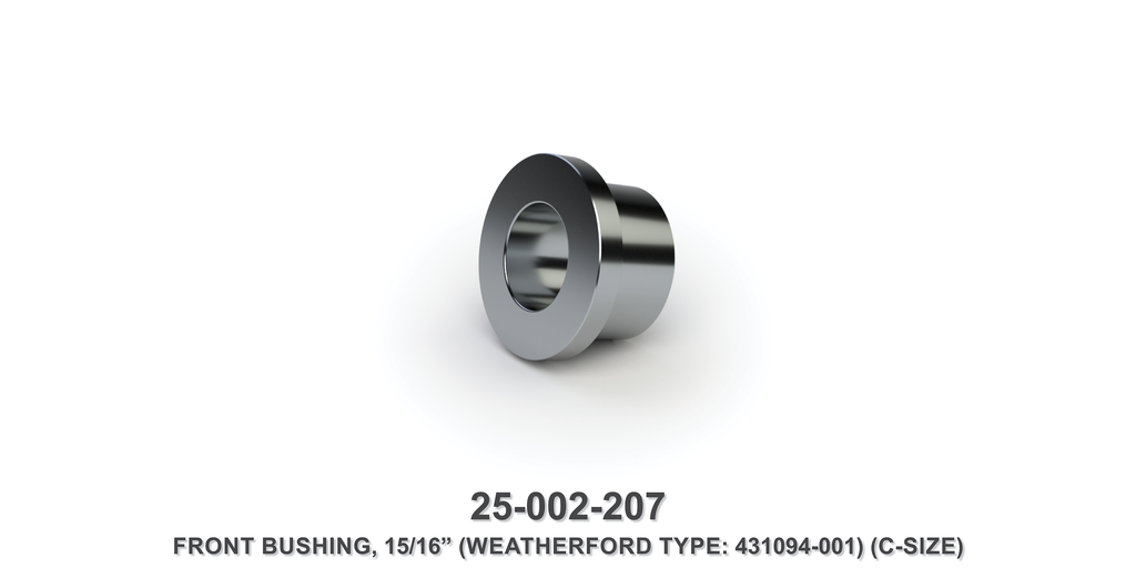 "15/16"" Front Bushing - Weatherford Type"
