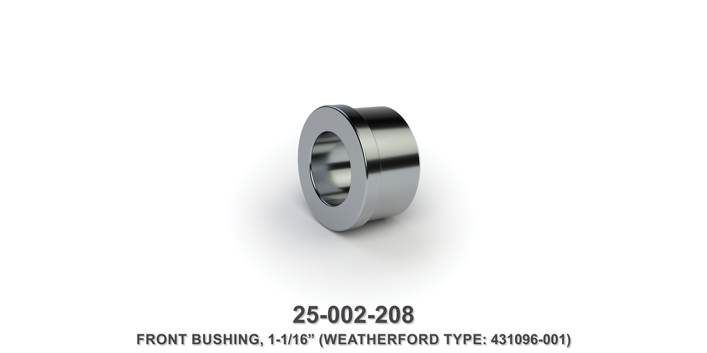 "1-1/16"" Front Bushing - Weatherford Type"