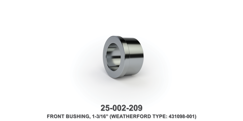 "1-3/16"" Front Bushing - Weatherford Type"
