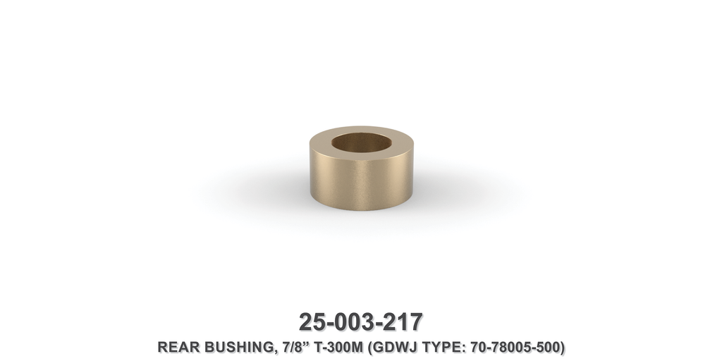 "7/8"" Rear Bushing - Gardner Denver / Butterworth Type"